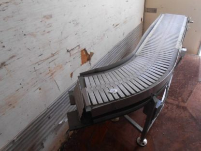 45° Stainless Steel Conveyor - #1038