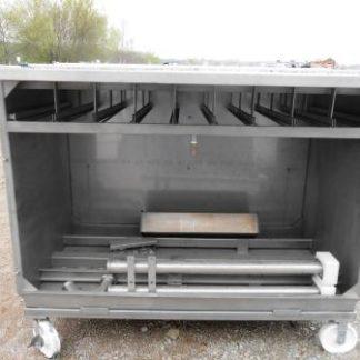 Foldenauer Equipment Cabinet - #1499