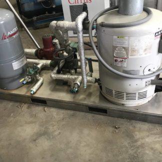 Copper Coil Boiler - #2661