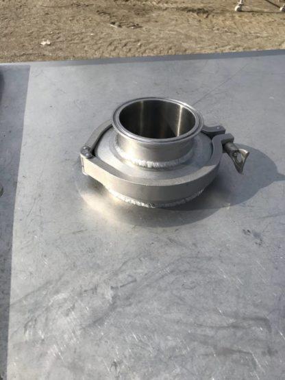 350 Gallon CIP Return Tank - #2566