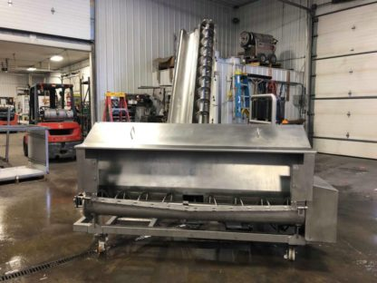 Elevated Curd Auger - #0103