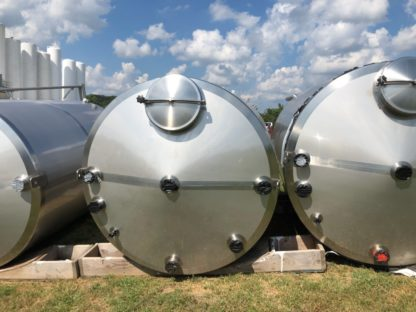 1,500 Gallon CIP Tank - #0086
