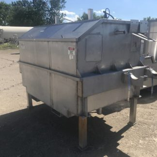 350/200 Gallon CIP Tank - #1901