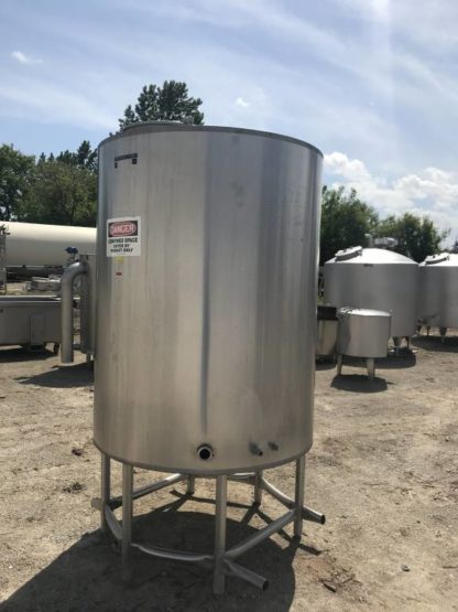 440 Gallon CIP Tank - #2572