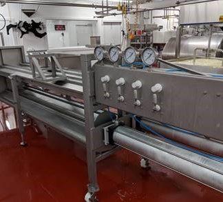 4 Way Cheese Press - #0074