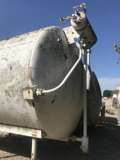 4,000 Gallon Holding Tank - #2658