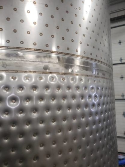 2,000 Gallon Batch Pasteurizer - #0082