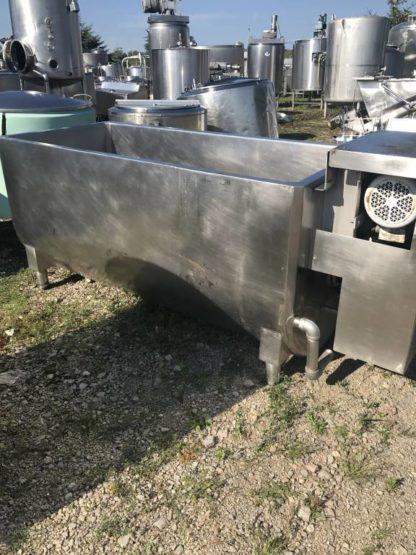 300 Gallon Mixing Tank - #0022