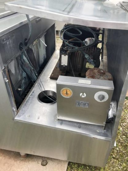 400 Gallon Bulk Tank - #0655