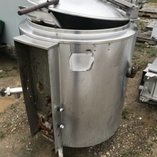 100 Gallon Kettle - #0066
