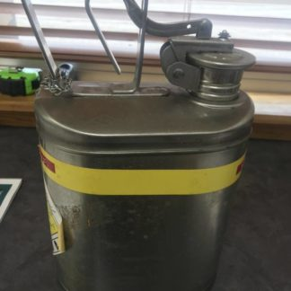 1 Gallon Lab Safety Can - #2701
