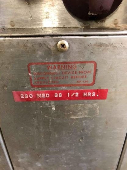 Oven - #2807