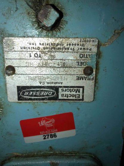 Electra Motor - #2786