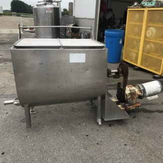 50 Gallon Mixing Tank - #0072
