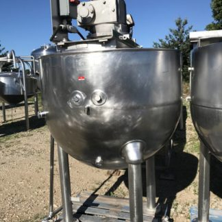 150 Gallon Mixing Tank - #2628