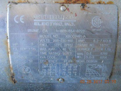 RP-60 Positive Displacement Pump - #2226